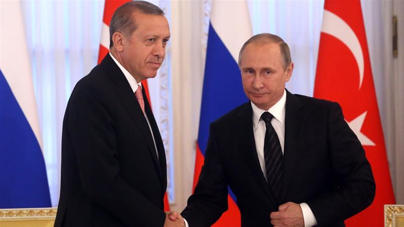 Turkey and Russia: The billion-dollar handshake