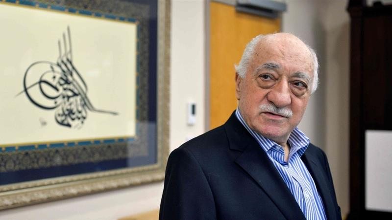 US officials to visit Turkey over Gulen extradition request