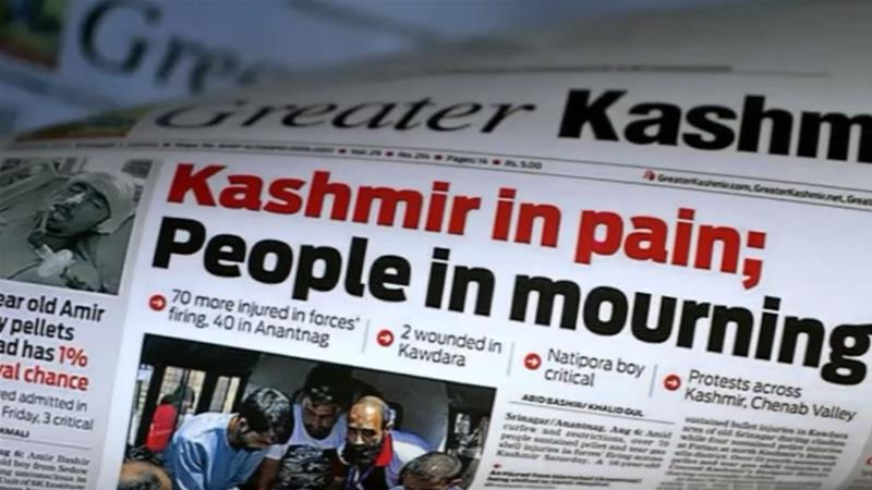 Kashmir: Tortured politics, fractured media