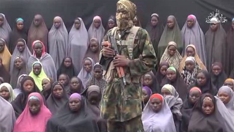 Boko Haram releases video of kidnapped girls