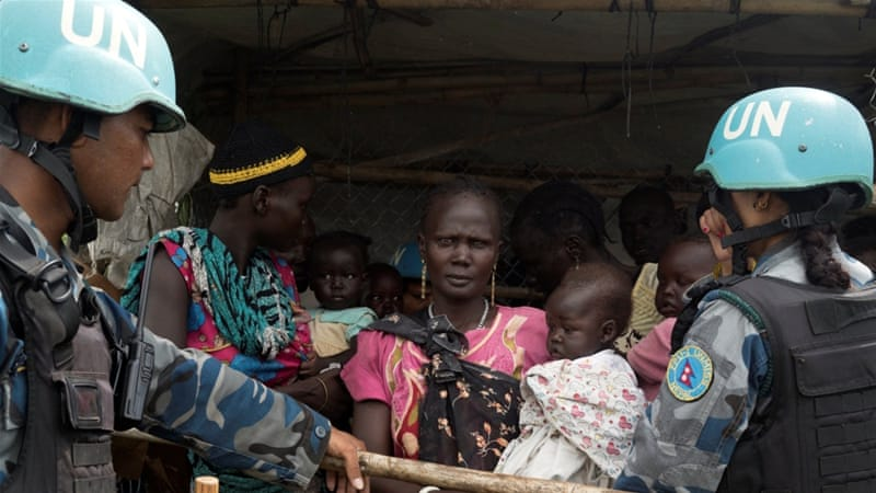 Fresh fighting breaks out Southwest of South Sudan's capital