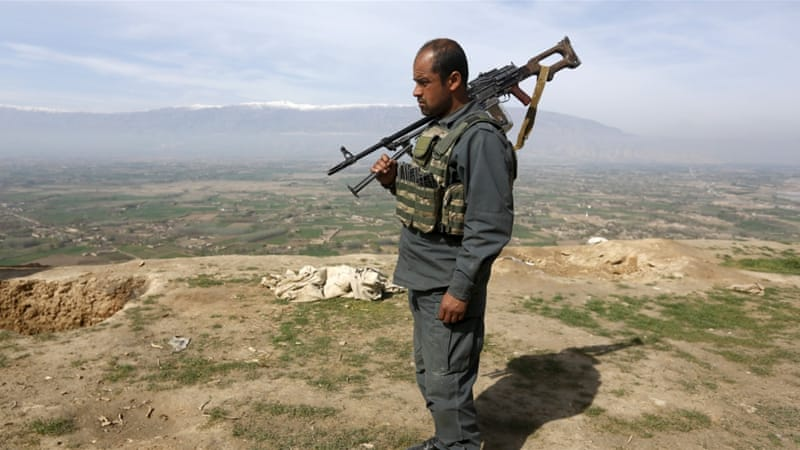 Taliban overruns Afghan district