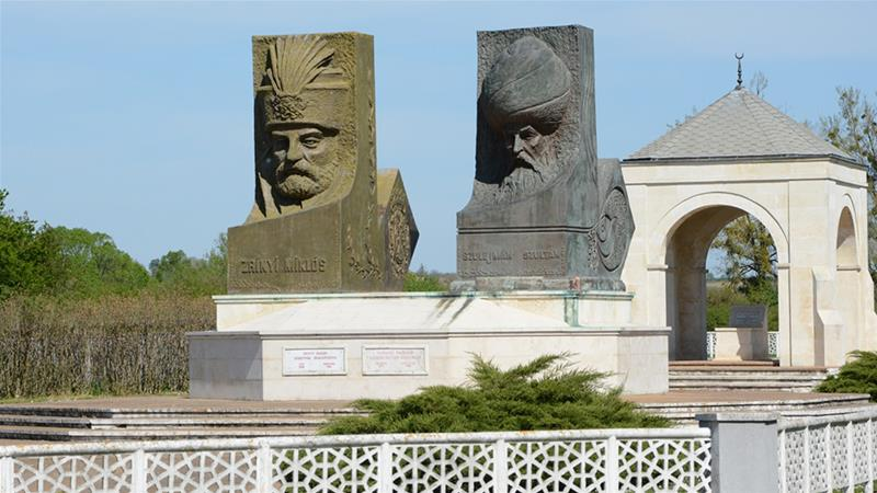 Hungary Unearthing Suleiman The Magnificents Tomb Europe Al