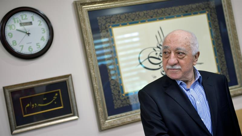Gulen's Hizmet organisation has affiliated schools around the world [Reuters]