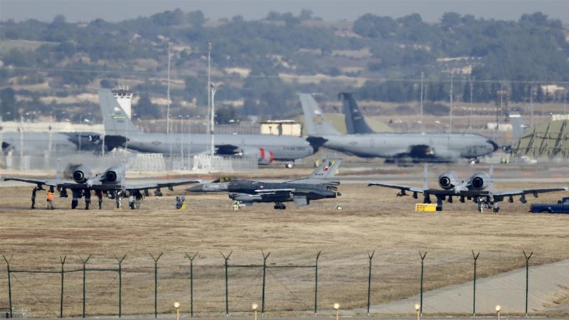 Image result for us air force turkey air base