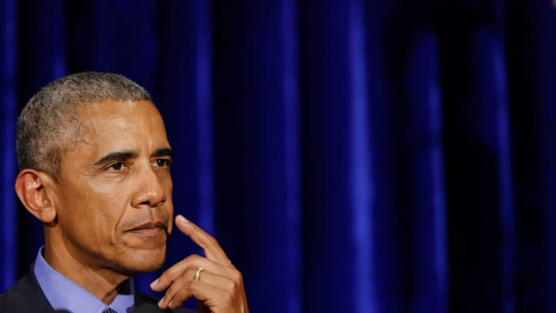 US President Obama will lead America in marking the September 11 anniversary on Sunday [File: EPA]