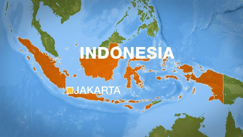 indonesia tsunami warning issued after strong earthquake