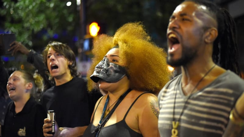 State of emergency declared in Charlotte after protests
