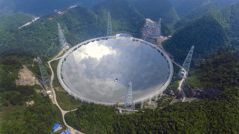 China space teleschope
