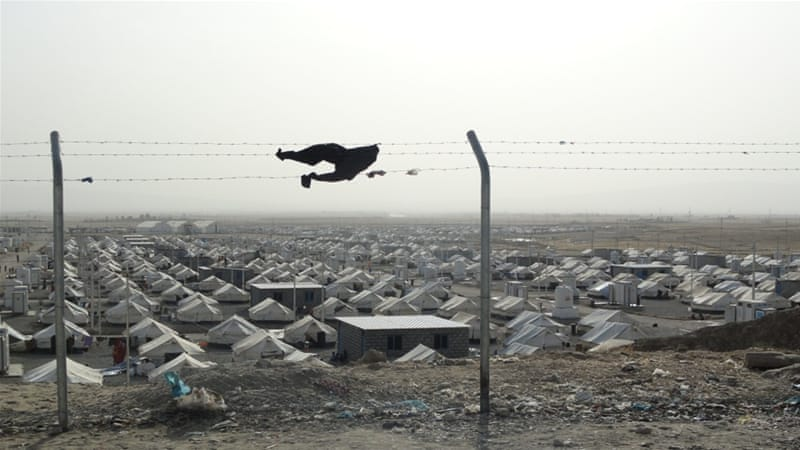 osul refugee crisis