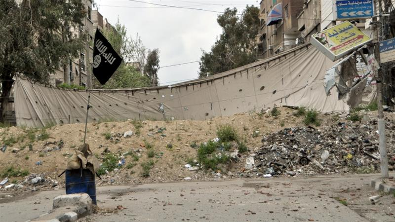 As factions in Syria have battled for control of Yarmouk camp, residents have faced acute shortages of food, clean water and power [File: Moayad Zaghmout/Reuters]