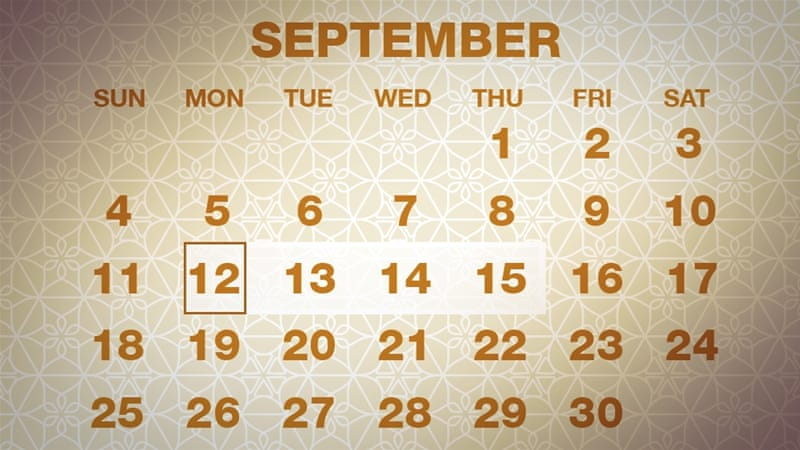 Why is Eid al-Adha 2016 not on September 11?   News   Al Jazeera
