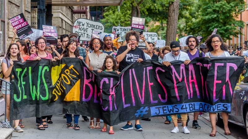 Black Lives Matter and Palestine: A historic alliance