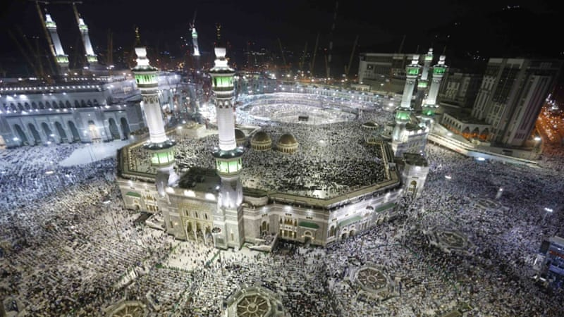Iran boycotted the Hajj for three years between 1988 and 1990 [Reuters]