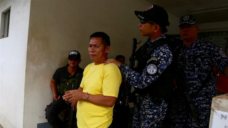 In 2014, Muloc was also accused of a separate kidnapping case [Ted Regencia/Al Jazeera]