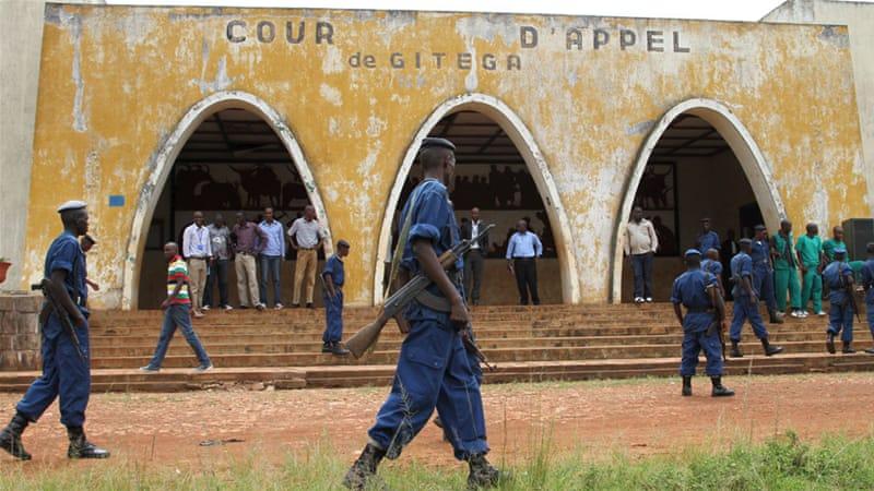 Burundi minister assassinated