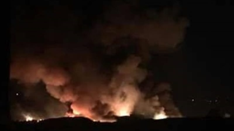 Syria warns Israel after rocket attacks
