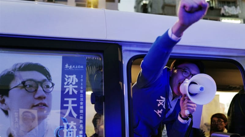 Hong Kong's Localist Revolutionaries