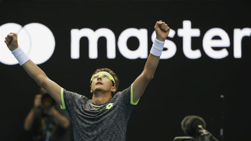 Defending Australian Open champion Novak Djokovic stunned by Uzbekistan's Denis Istomin