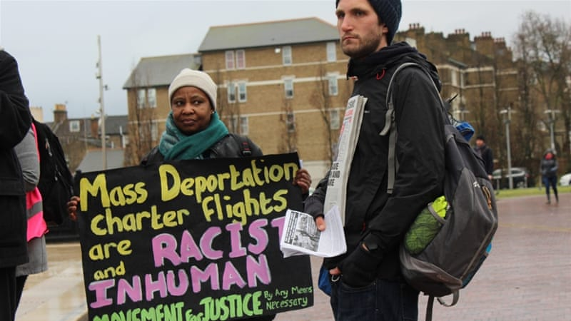 Image result for SCHEDULED UK DEPORTATION FLIGHT TO NIGERIA AND GHANA!