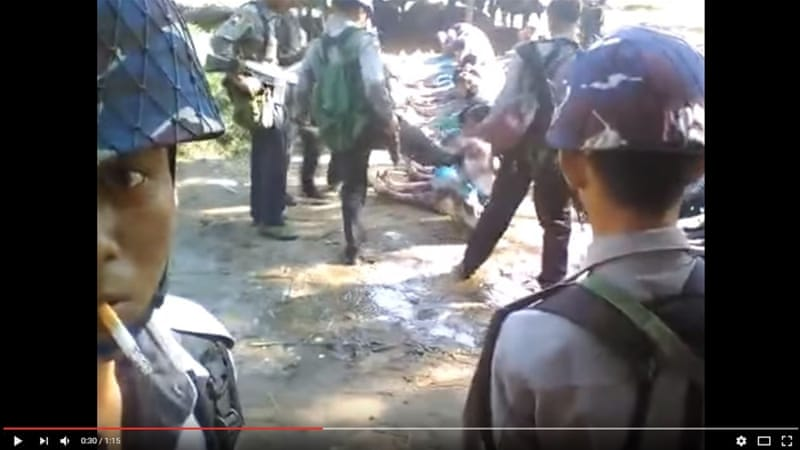Police to investigate abuse of Rohingya caught on video | Myanmar