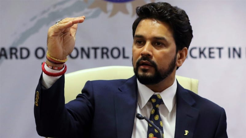 Supreme Court removes Anurag Thakur as cricket chief