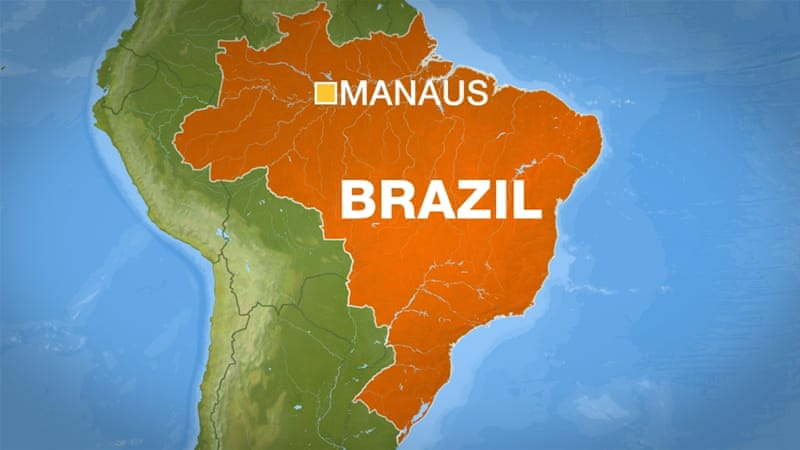 Dozens Killed In Prison Riot In Brazil City Of Manaus Brazil News
