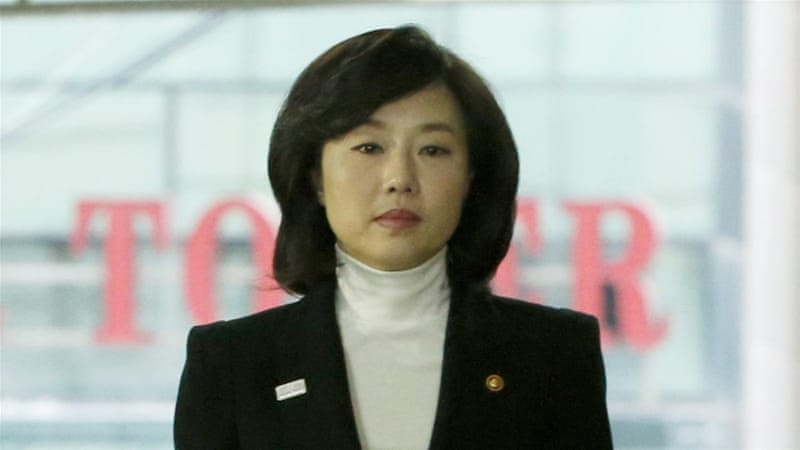 South Korean minister resigns after arrest over arts blacklist