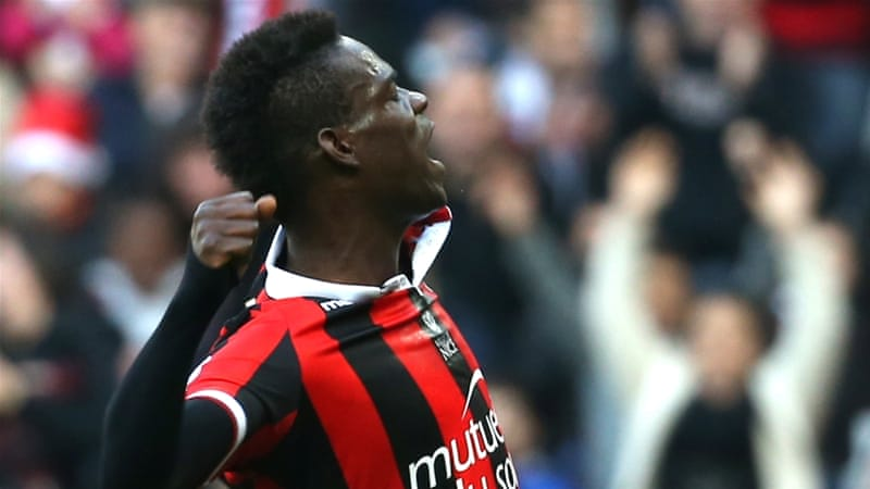 Balotelli accuses French fans of racial abuse