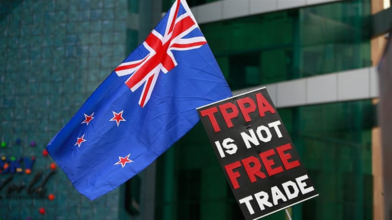 The collapse of the TPP may re-energise some other talks involving Southeast Asian and Pacific countries, writes Edwards [Getty Images]