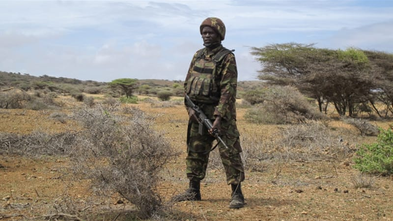 KDF battling Al-Shabaab militants after Kulbiyow camp attack