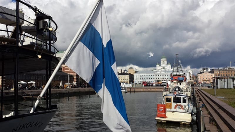 Finland is trying out basic income for some citizens
