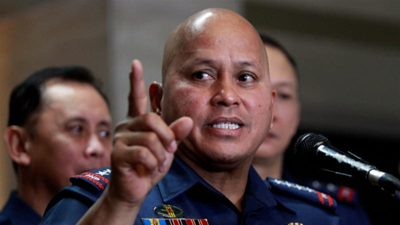 Police chief suspends drug war to focus on catching rogue cops