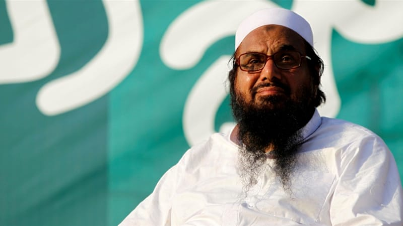 Mumbai terror attack mastermind Hafiz Saeed under house arrest