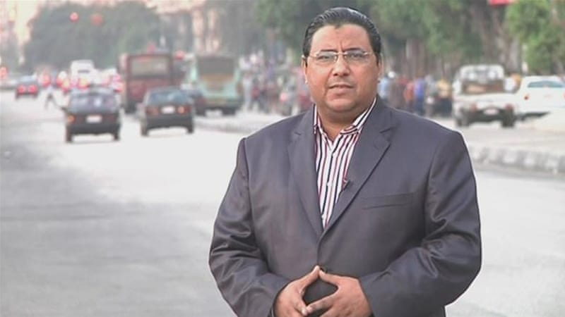 Mahmoud Hussein detained for more than 50 days