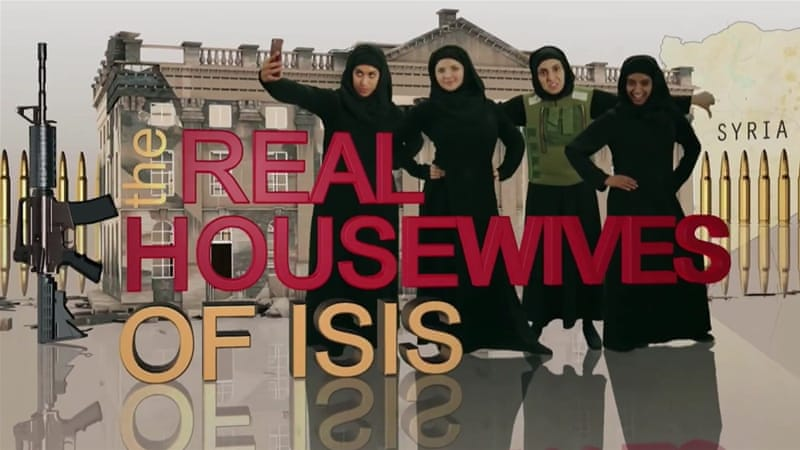 BBC stirs controversy with 'real ISIS housewives' skit | UK News ...