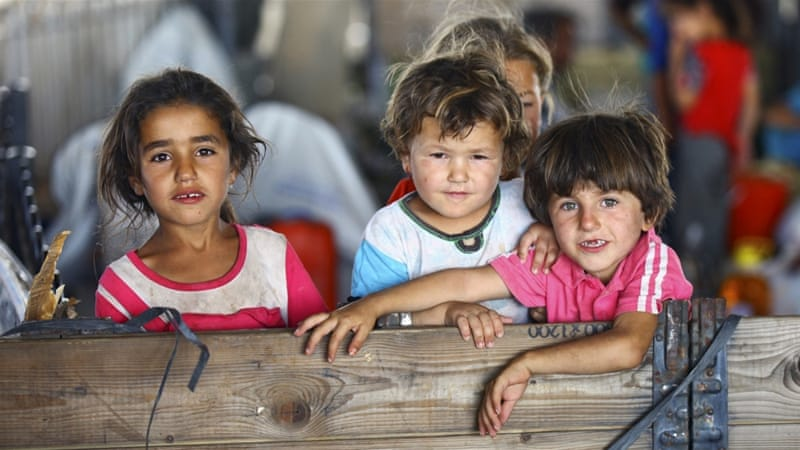 Iraq's Turkmen have suffered immensely since ISIL's emergence, with tens of thousands forced to flee [Reuters]