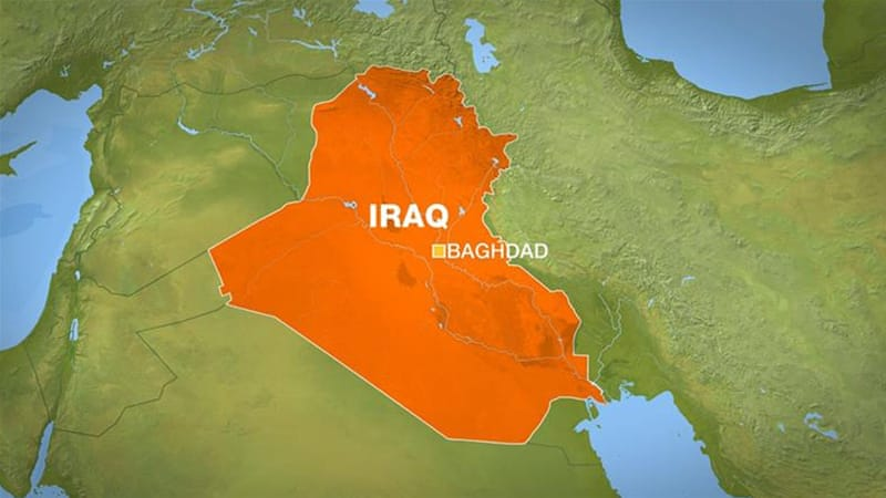 Two rockets 'hit' near US embassy in Baghdad's Green Zone