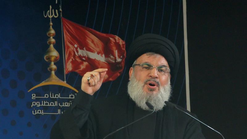 Hezbollah says Israel pushing region to war