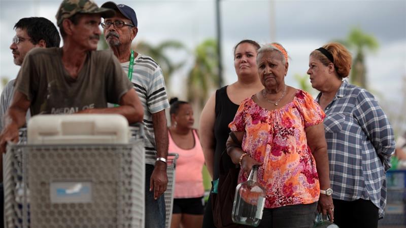 Trump lashes out at San Juan mayor over Maria response