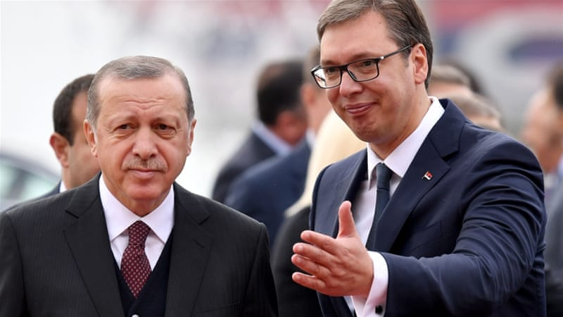 Image result for Erdogan, Balkans, photos