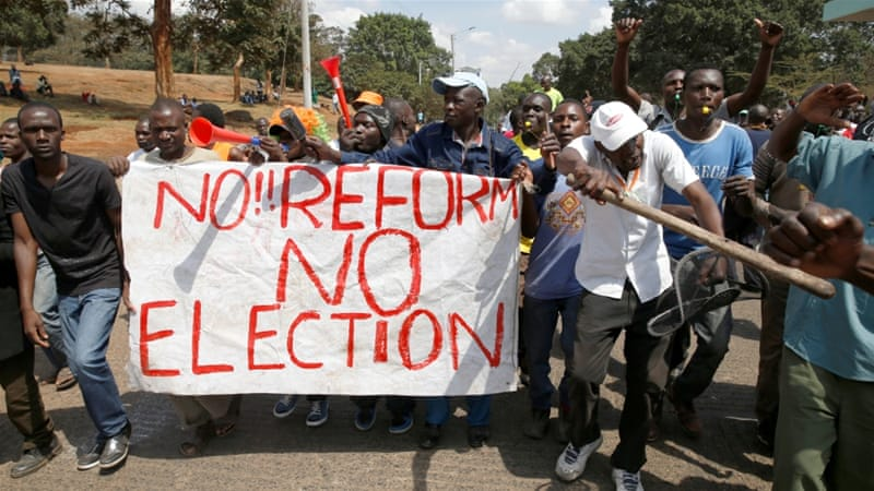 What next after Raila Odinga quit presidential vote?
