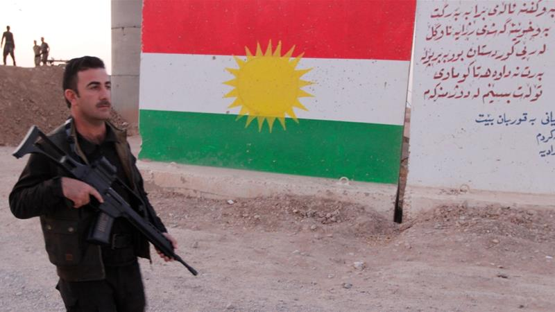 Kurds slam Abadi's Peshmerga snub in ISIL speech