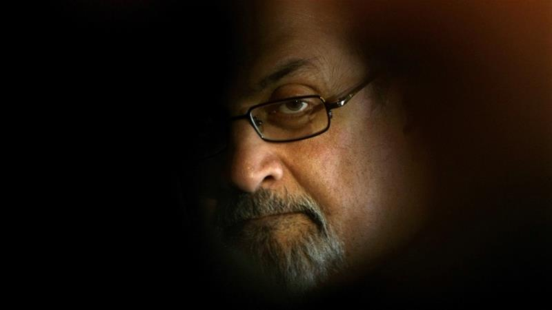 Ever since one of his earliest 'posthumous' novels The Moor's Last Sigh (1995) I have no longer been able to read Rushdie without a bizarre sensation I am reading an impostor, writes Dabashi [Reuters]