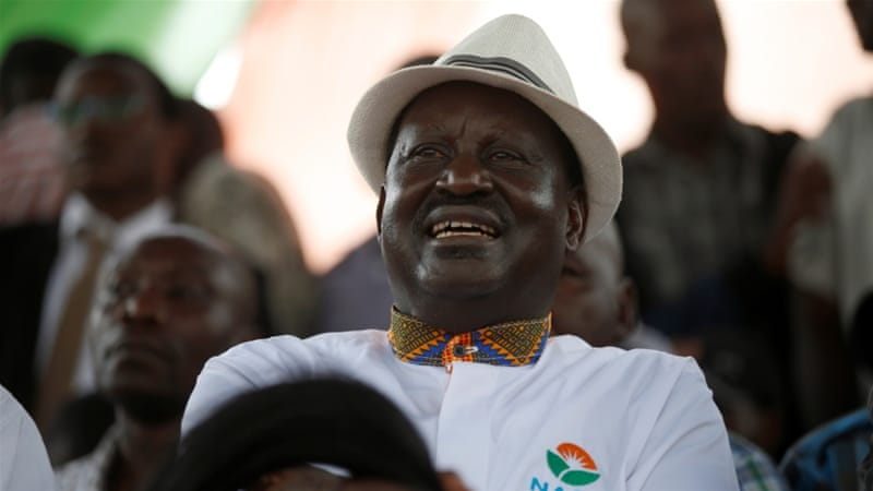 Kenya political crisis deepens in run-up to election