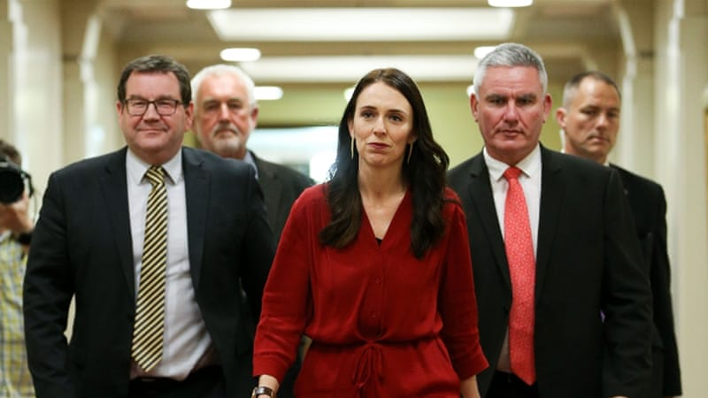Labours Jacinda Ardern Set To Become Prime Minister News Al Jazeera