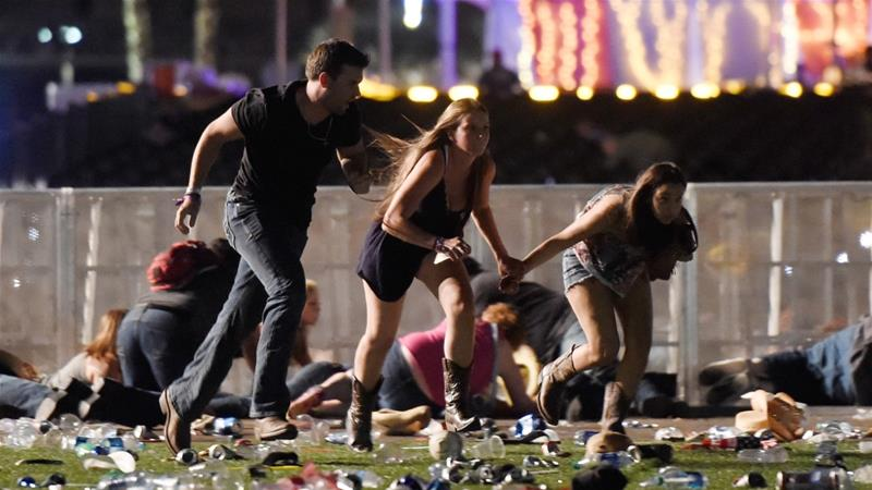 Sunday's attack is the deadliest mass shooting in the US since 1949 [David Becker/Getty Images]