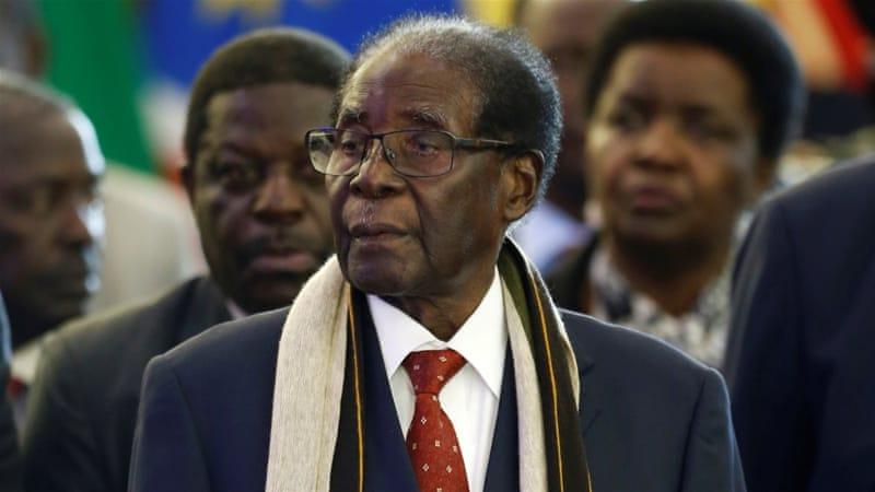 WHO Boss 'Rethinking' Mugabe Goodwill Ambassador Post