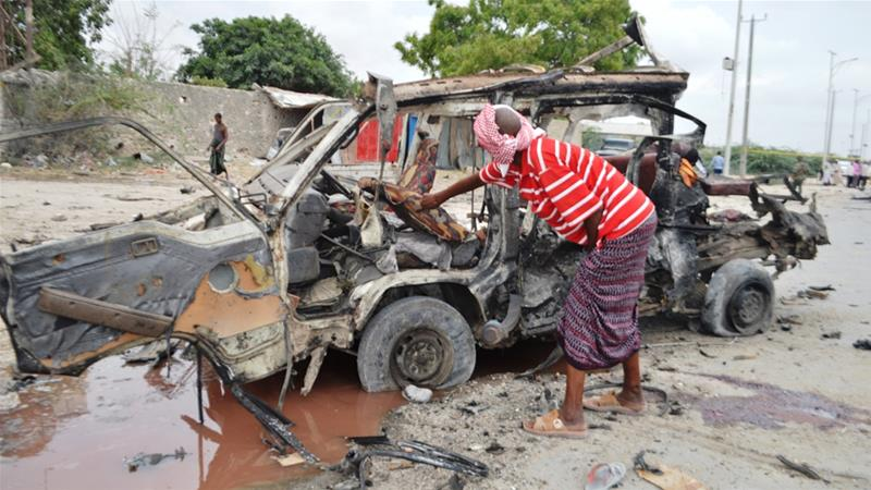 Mogadishu: 11 killed week after deadliest blast