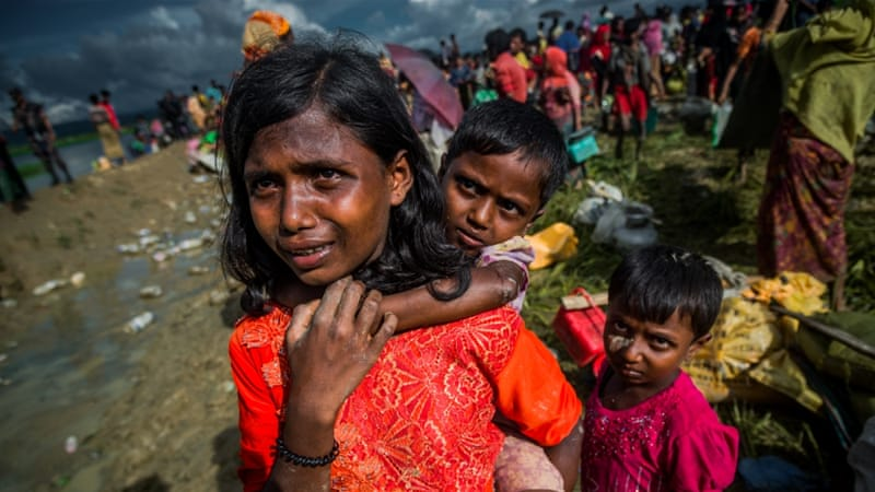 US mulls sanctions on Myanmar over Rohingya crisis | News